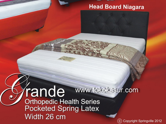 promo spring bed